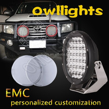 2015 Best Selling Car Accessories 185W 9inch Round LED Driving Light 185W LED Off Road Light 12 volt automotive led lights