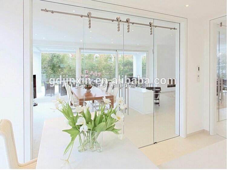 stainless steel hanging glass sliding door used sliding doors sale buy glass sliding doors. Black Bedroom Furniture Sets. Home Design Ideas