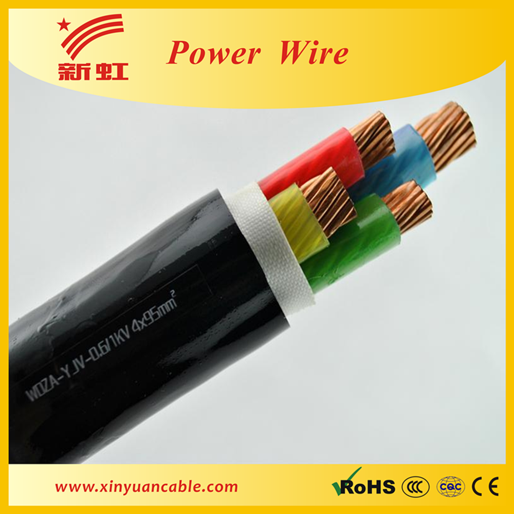 4 Core Cable Pvc : Kv cu xlpe pvc swa core lv cable