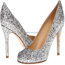 glitter powder glitter shoes