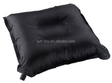 travel pillow pvc automatic inflatable pillow plastic pillow