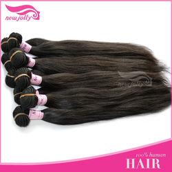 Unprocessed Pure virgin raw hair 100% myanmar human hair