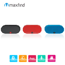 Hot Sale Mini speaker box Wireless Bluetooth High Quality Sound Portable Mini Stereo With FM radio usb sd card reader