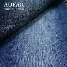 Stretch comfortable denim fabric with high quality cotton for jeans
