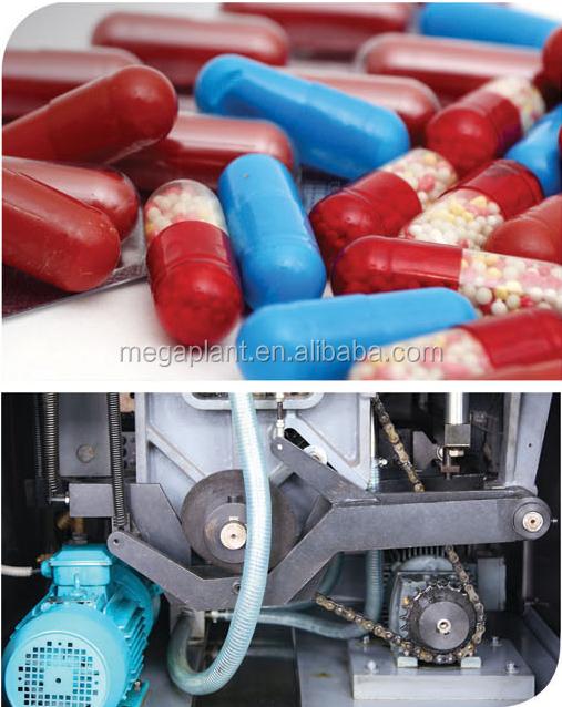 medicine capsule filling machine