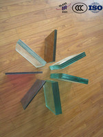 laminated glass, triple laminated glass, triple laminated glass for project