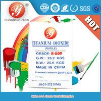 2015 hot sales titanium dioxide rutile