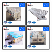 plastic frame extrusion mould maker for windows and doors frame profile