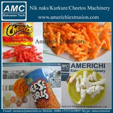 Corn grits/kurkure/nik naks production line/making machine