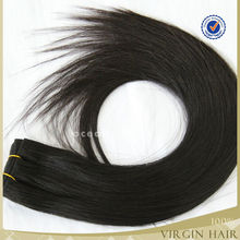 Hot sale!!!most popular can be dyed wholesale price China factoy cheap unprocessed virgin indian hair