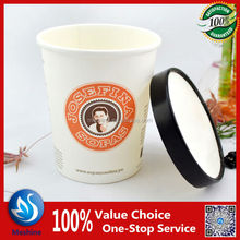 High quality hot soup paper cup with lid
