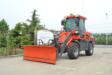 snow removal vehicles or machines