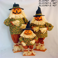Pumpkin scarecrow decorations /halloween scarecrow