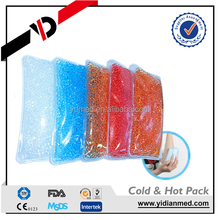 FDA approved health care products microwaveable therapy gel beads hot cold pack