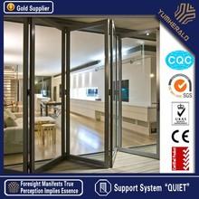 Pátio de alumínio portas de alumínio portas dianteiras molduras de portas de alumínio