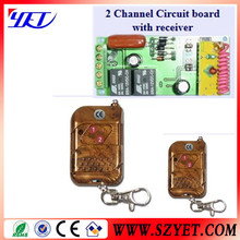 RF Circuit Decode Receiver PCB Board