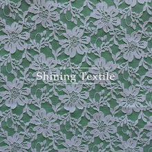 Low MOQ Textile Jacquard Elastic Fabric For Garment