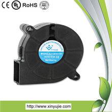 50mm centrifugal fan 12v/5v12v24v bbq blower wooden bbq fan/silent blower