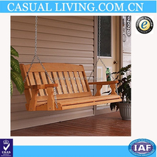 Outdoor Furniture Small Heart Porch Swing
