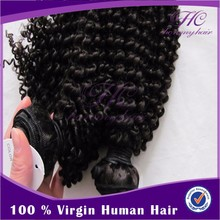 new products 2015 innovative product platinum quality loose curl wave human hair weaving