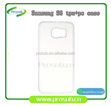 Sublimation heat transfer silicon blank diy cell phone case cover