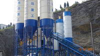 Best Ready-mixed HZS105 Concrete Batching Plant Price