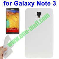 Single Color Silicon Case for Samsung Galaxy Note 3 III / N9000