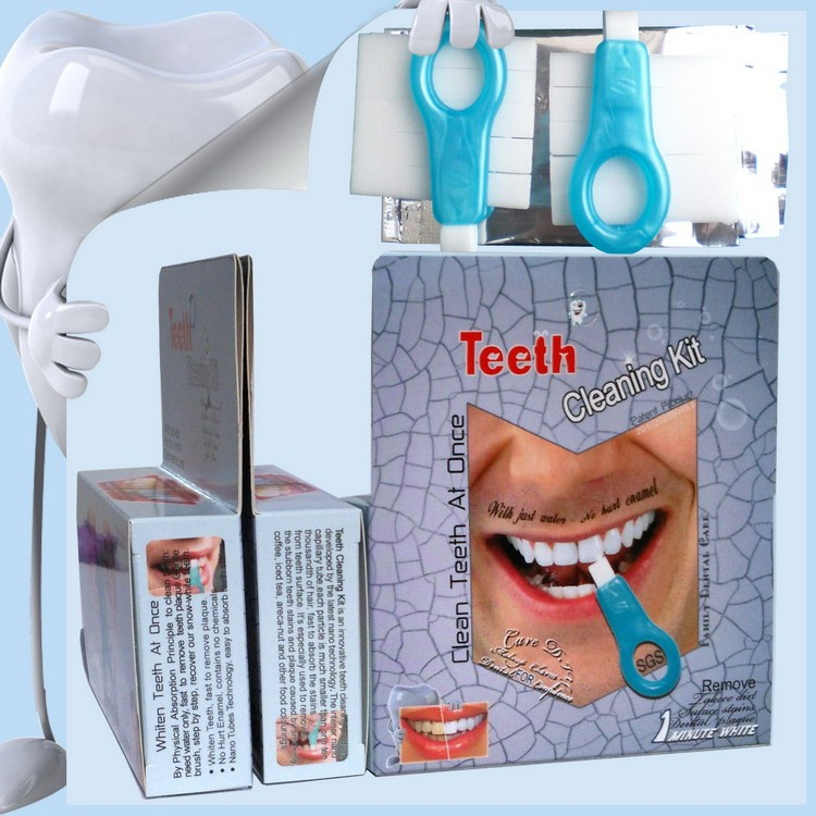 Teeth whitening products
