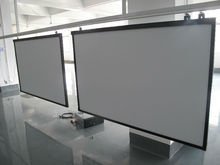 Real Dual Touch Writing, Drawing Infrared Dual Pen Interactive WhiteBoard