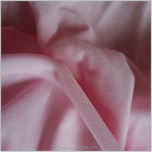 100%Polyester cheap tricot brush fabric knitted clothing fabric