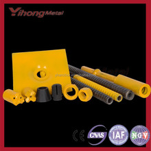 Steel rock bolts for civil construction used