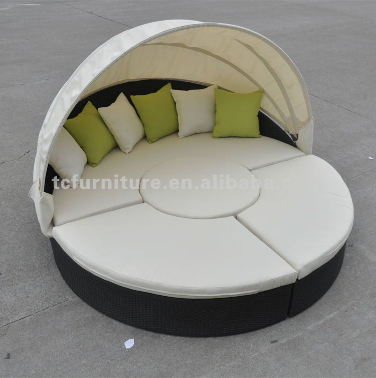 New style rattan sectional sofa bed sets buy sectional for New style bed