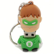 green lantern usb flash drive made in china for gift