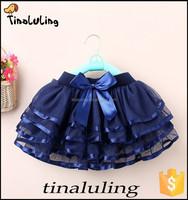 new 2015 summer kids short mini tutus children mini skirts chiffon pettiskirts