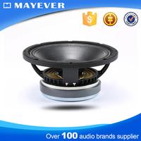 10NW25 power 250w professional pa speaker 10 inch dj/club use woofer speaker