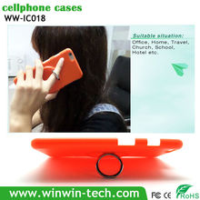 phone accessories new idea cloth mobile phobe cover for promotion