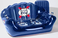 outdoor inflatable cooler sofa for party