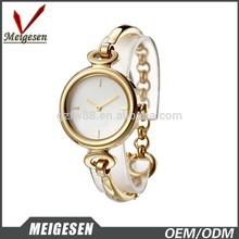 Reloj china proveedor oem, la joya elegante reloj para las mujeres