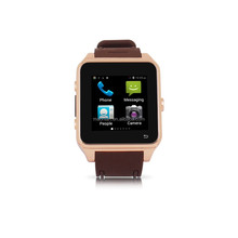 2015 new arrived !3g top quality wifi gps smart watch mobile phone