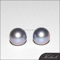 Peacock freshwater loose pearl bead price no hole wholesale