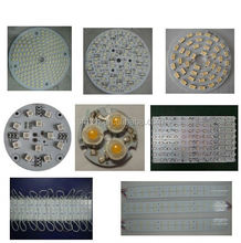 Contract manufacturer FR-4 ROHS battery led lights