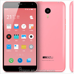 """In stock Meizu M1 Note 4G FDD LTE Dual SIM Mobile Phone 5.5"""" 1920X1080P MTK6752 Octa Core 13MP Android 4.4 Noblue Note In Stock"""