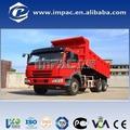 Marca FAW chino camión volquete