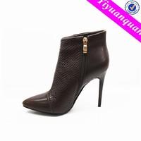 Mature Sexy Women High Heels Boots