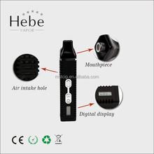 2015 Portable Wax Smoking Electronic Cigarette Herbs Wax E-vaporizer