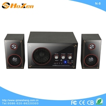 2013 HOT SALE 2.1 TECHNICS HOME THEATER SYSTEM GREAT SOUND BASS MADE IN CHINA N-11