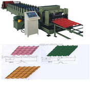 Multifutional panel roll formers steel deck forming machine