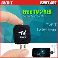 High Quality DVB-T Micro USB Tuner Mobile TV Receiver Stick For Android Tablet Pad Phone