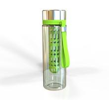 Tritan sport water bottle plastic new, Fruit infusion bottle water bottle, BPA free