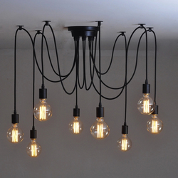 Plastic bulk chandelier crystals with great price